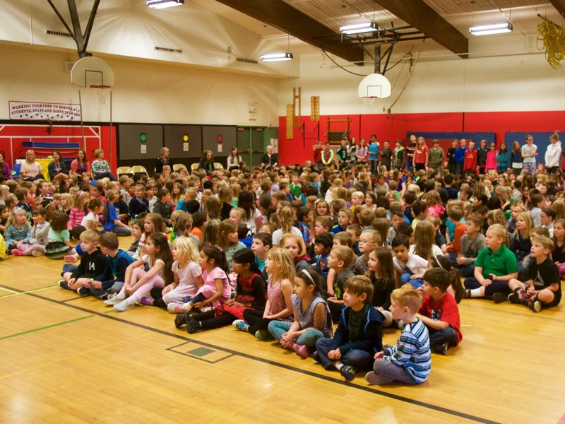 2016: North Bend Elementary,